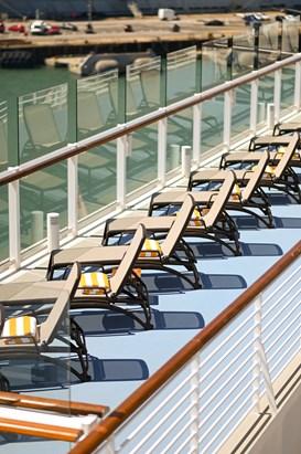 Saga Cruises' Spirit of Adventure - Sun Deck (3)