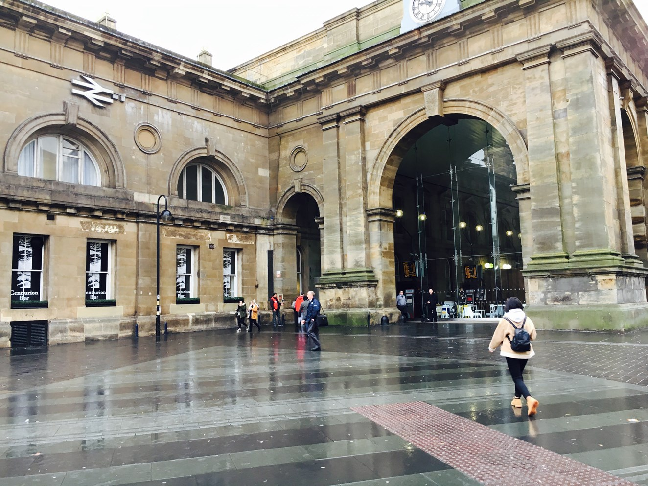 Passengers urged to check before they travel as major rail investment in Newcastle begins this weekend: Newcastle Station