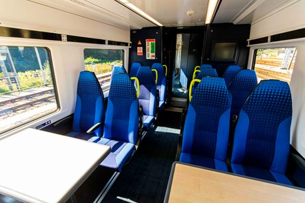 Northern says customers can have confidence in cleanliness of the railway: New trains 1
