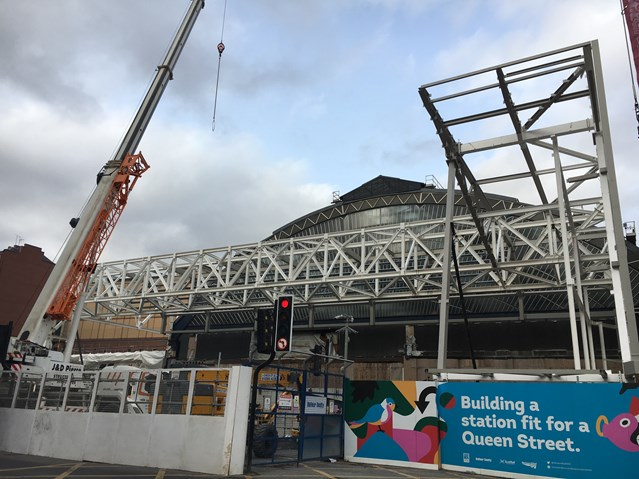 Sign up for a sneak peak of the changing Glasgow Queen Street station: Glasgow Queen Street is planning a site open day