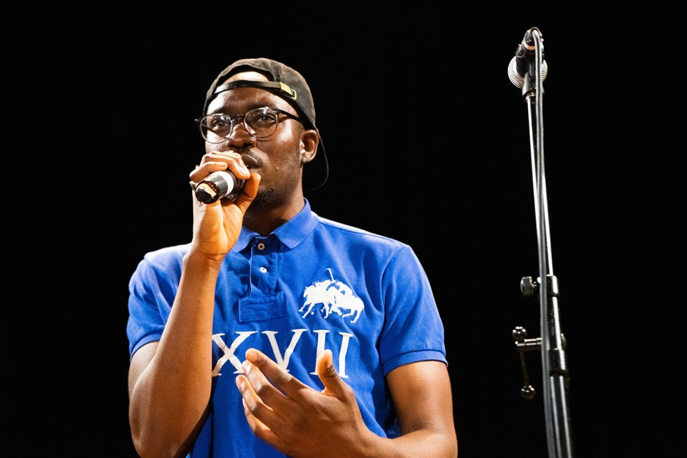 """""""We are Islington"""" event will celebrate Islington's diversity and highlight support for EU citizens: Sam King, who is performing and appearing at the """"We Are Islington"""" event on February 1.  PIC CREDIT: Joshua Thurston"""