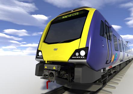Train large 2