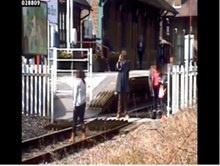 Shocking new CCTV footage released by Network Rail shows reckless behaviour at level crossing in Derbyshire