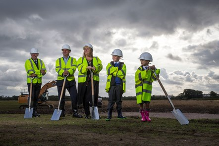 Work starts on Scotland's advanced manufacturing innovation district: AMIDS-Main