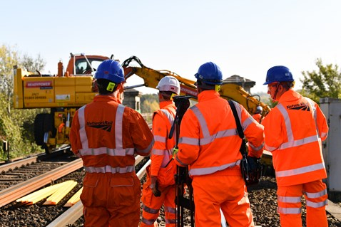 Brighton Mainline Upgrade Ouse Valley Oct 10  (13)