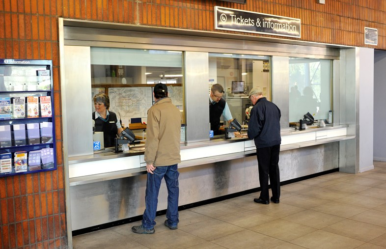 Rail fares regulation and reform consultation goes live: Ticket office Sevenoaks