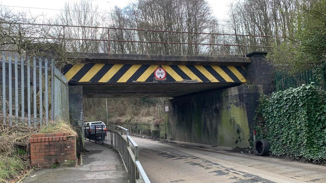 Merseyside residents informed about railway bridge upgrade: IslandsBrow