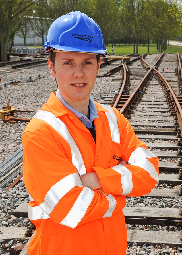 8,000 TARGET RAIL APPRENTICE PLACES (SOUTH WEST OF ENGLAND): Alistair Heyes