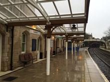 Stamford station improvements