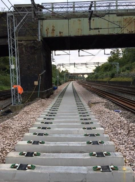 Track work 2 Aug bank holiday 2017