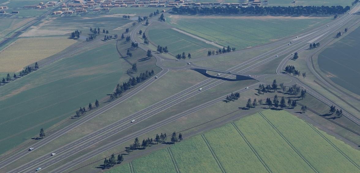 Laurencekirk junction improvement - visualisation - January 2020