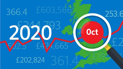 Annual house price growth reaches five-year high in October: 10-HPI-2020-Oct