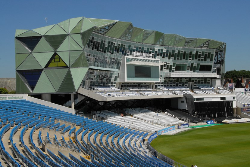 Council finds way forward for Headingley Carnegie Stadium redevelopment: newheadingleycricketstanddsc_0046.jpg