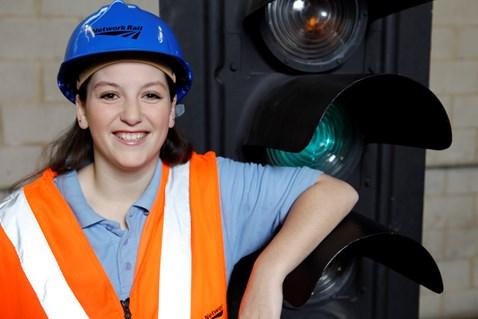 Daryl Levison, Network Rail Apprentice, Essex (2)
