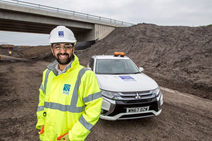 Charging ahead with Dalry Bypass: Dalry Bypass 1-2