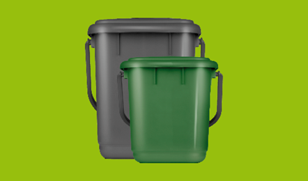 Your new food waste service (how to use your food containers)