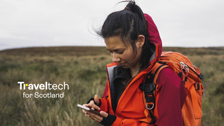 Traveltech for Scotland HERO