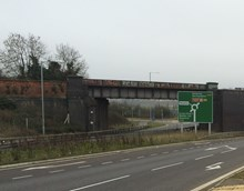 Barfords Bridge set to be replaced as Kettering to Corby upgrade progresses-2