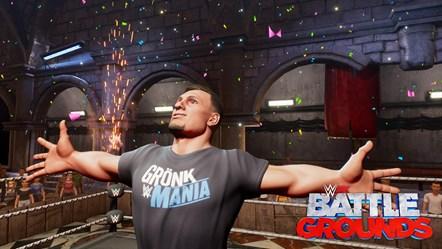 WWE2K BG Gronkster Victory