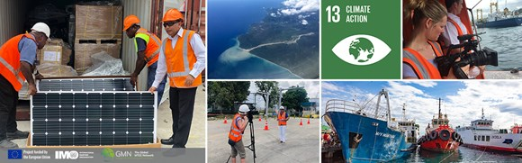 Global problem, local actions - how an IMO/EU initiative is helping cut maritime emissions: GMNFilm2Banner
