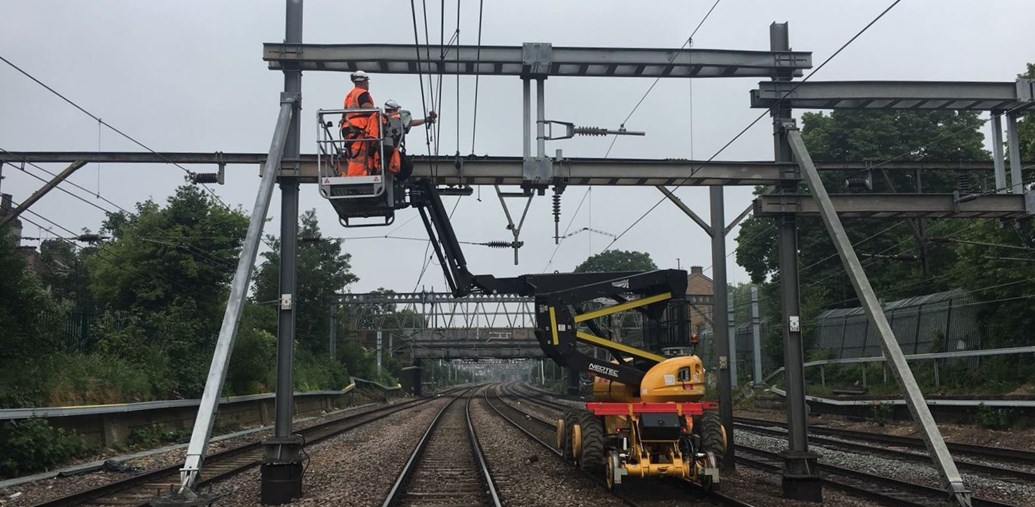 Rail passengers urged to check before they travel this Christmas and New Year as major upgrades are planned: Great Eastern Mainline OLE renewals