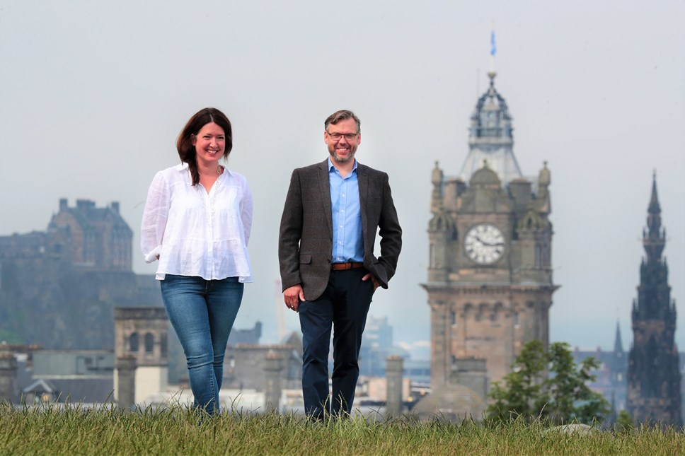 Trustpilot launches global R&D Hub in Edinburgh to develop cutting-edge technology to protect trust online: Trustpilot Edinburgh 003 FINAL