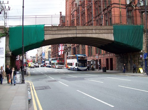 Bridge 48A, Oxford Road, Manchester