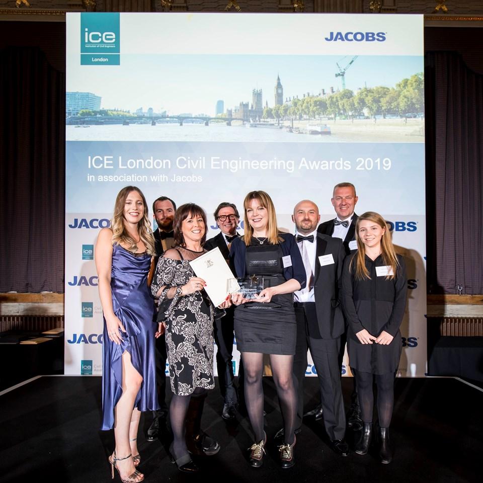 Hackney Wick wins ICE award 2