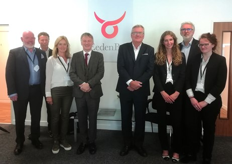 Norwegian Firm Latest Company Attracted to Fintech Scotland Ecosystem with Scottish Enterprise Support: EedenBull III