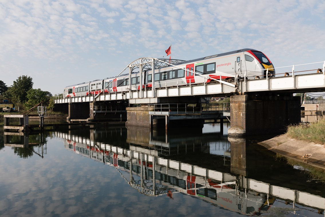 More reliable journeys through Norfolk as Network Rail upgrade 100-year-old swing bridges:  RH 9980 (1)