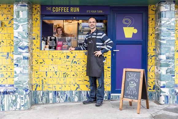 The Coffee Run Image 1 - Copyright TfL