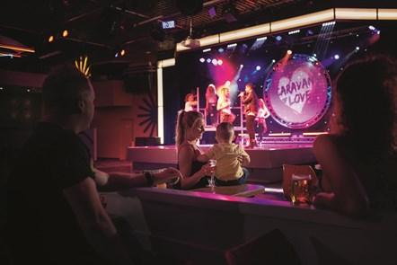 Show Bar at Devon Cliffs
