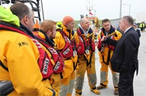 FM opens new Stromness pier - List