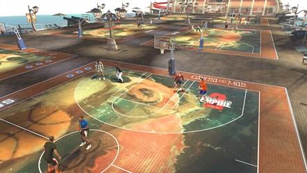 NBA 2K22 Season 2 Cruise