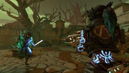BL3 Bloody Harvest Ghost Enemies