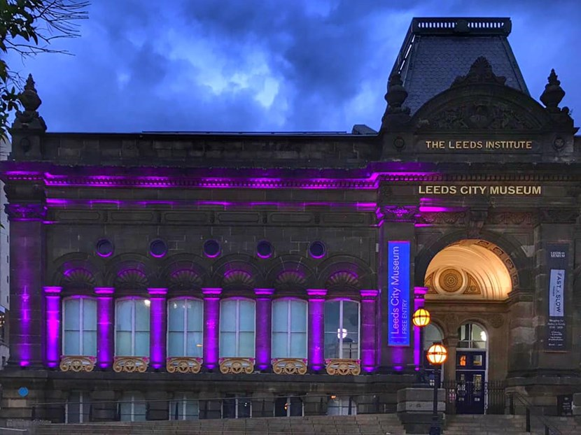 """Leeds learning project makes history with """"museum Oscars"""" win: City Museum-3"""