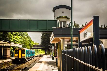Llandaf station