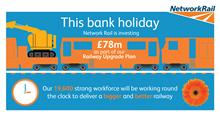 Check before you travel this late May bank holiday