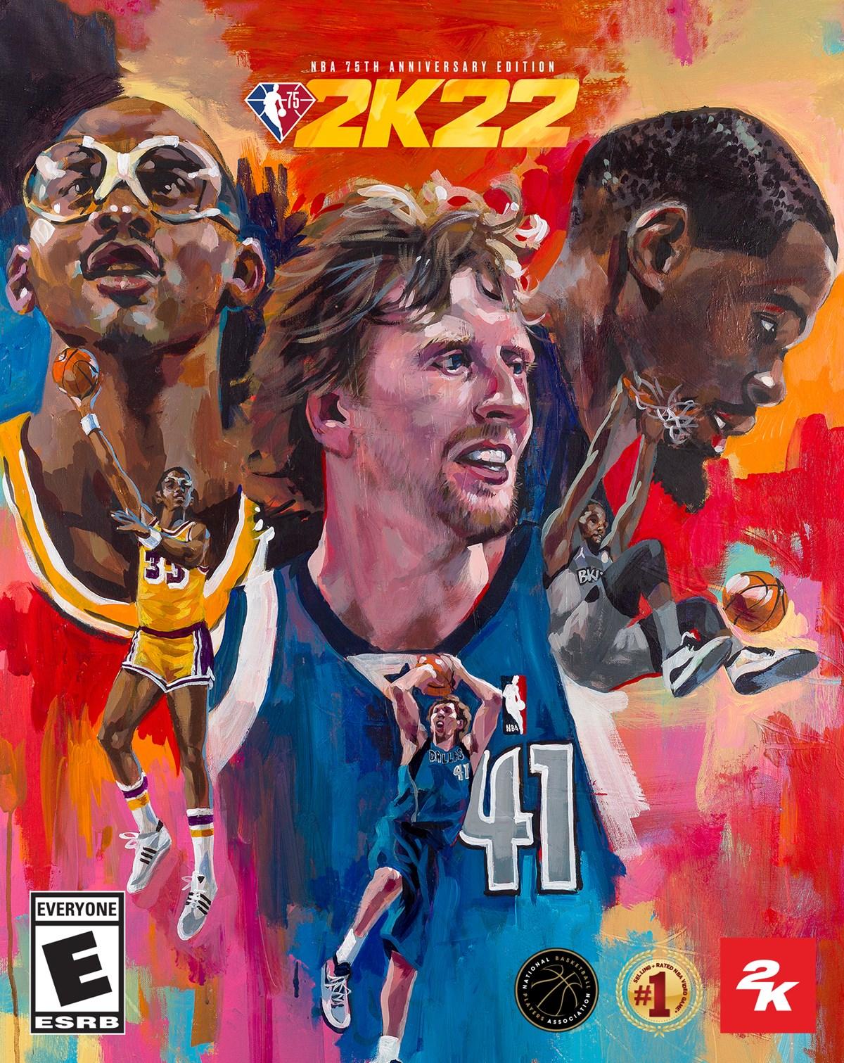 Cover - NBA 75th Anniv. Edition