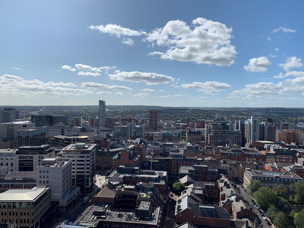 Leeds Town Hall Roof 2