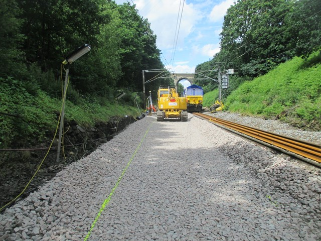 Network Rail urges passengers who have to travel over the Early May Bank Holiday weekend to check their journeys as track improvement work is carried out in Yorkshire: Network Rail urges passengers who have to travel over the Early May Bank Holiday weekend to check their journeys as track improvement work is carried out in West Yorkshire