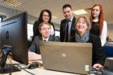 Sporting business opportunities continue: Shona Robison Meets Modern Apprentices at NVT