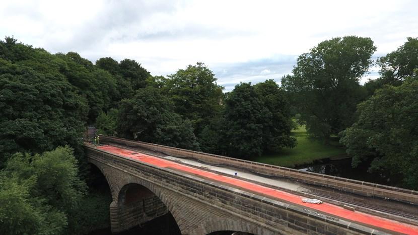 Linton Bridge set for reopening celebration this Saturday: lintonbridge1aug2017.jpg