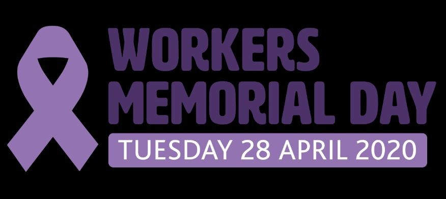 TfW marks International Workers' Memorial Day: IWMD