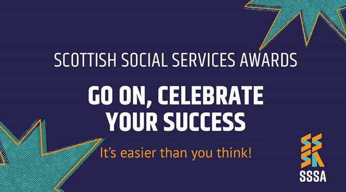 Scottish Social Services Awards 2020 – entries now open: SSSA image