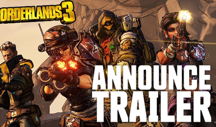 BL3 Announce Trailer (ESRB)