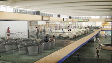Euston station balcony development: Passengers at Euston can look forward to a bigger, better station with more shops and a wider choice of food and drink as Network Rail begins a £12.5m development of the station
