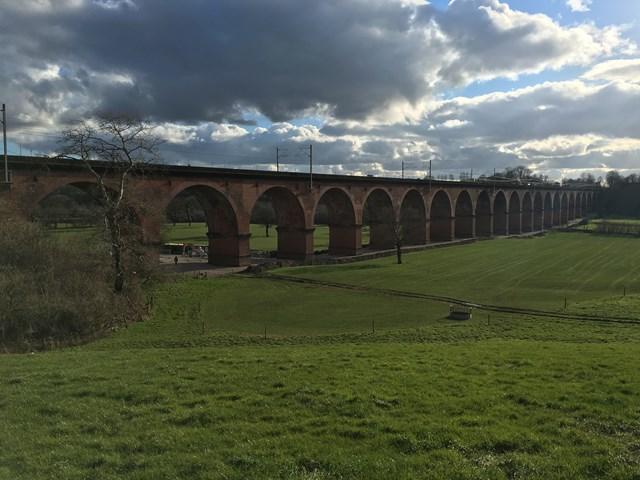 Holmes Chapel viaduct 1