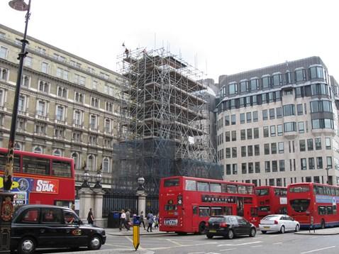 Eleanor Cross - Scaffolding Removal_1