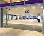 TfL Image - Ealing Broadway ticket hall